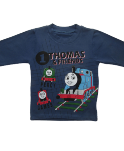 ©DISNEY ΜΠΛΟΥΖΑ THOMAS AND FRIENDS 0099 - μπλε