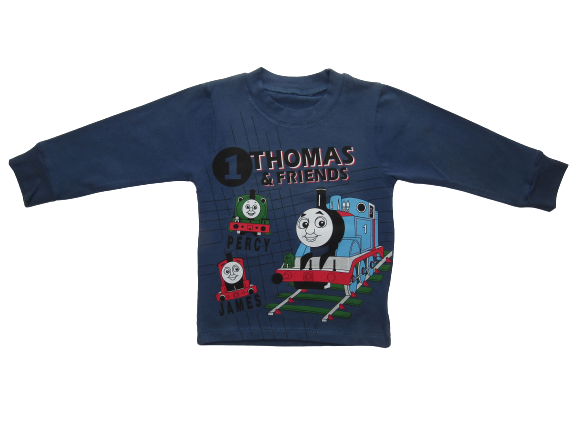 ©DISNEY ΜΠΛΟΥΖΑ THOMAS AND FRIENDS 0099 – μπλε 5831