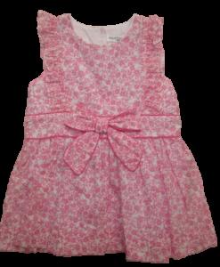 CUTE TRENDY ΦΟΡΕΜΑ FLORAL 0619 - ροζ