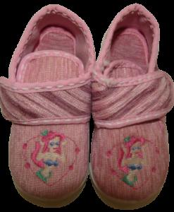 ©DISNEY ARIEL THE LITTLE MERMAID ΠΑΝΤΟΦΛΕΣ 0754 – ροζ